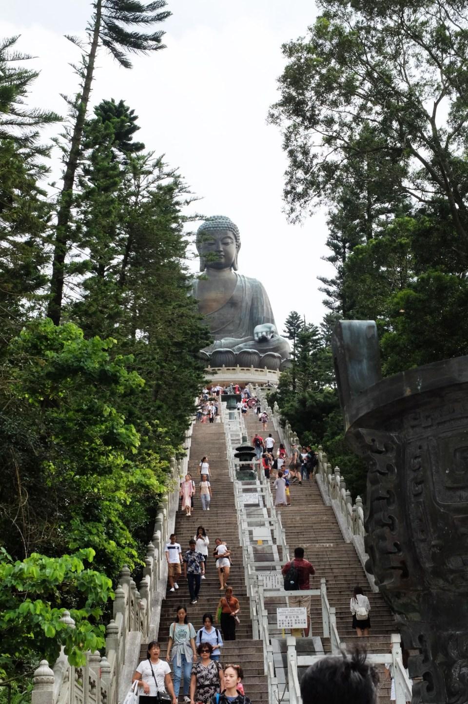 Big Buddha - Lantau Island 10