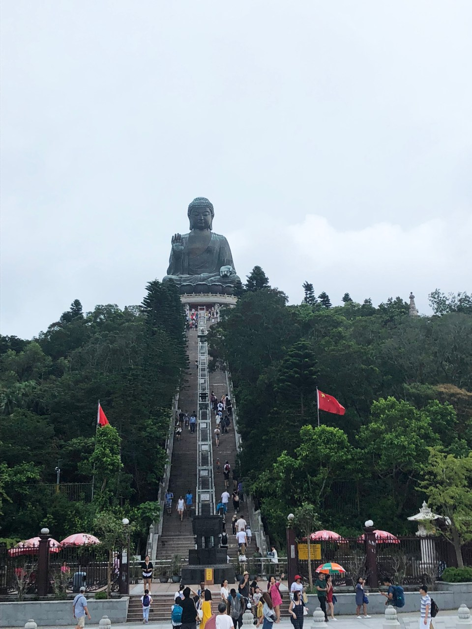 Big Buddha - Lantau Island