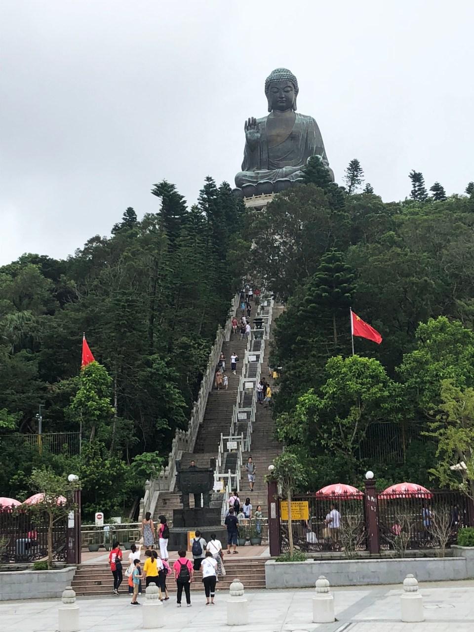 Big Buddha - Lantau Island 16
