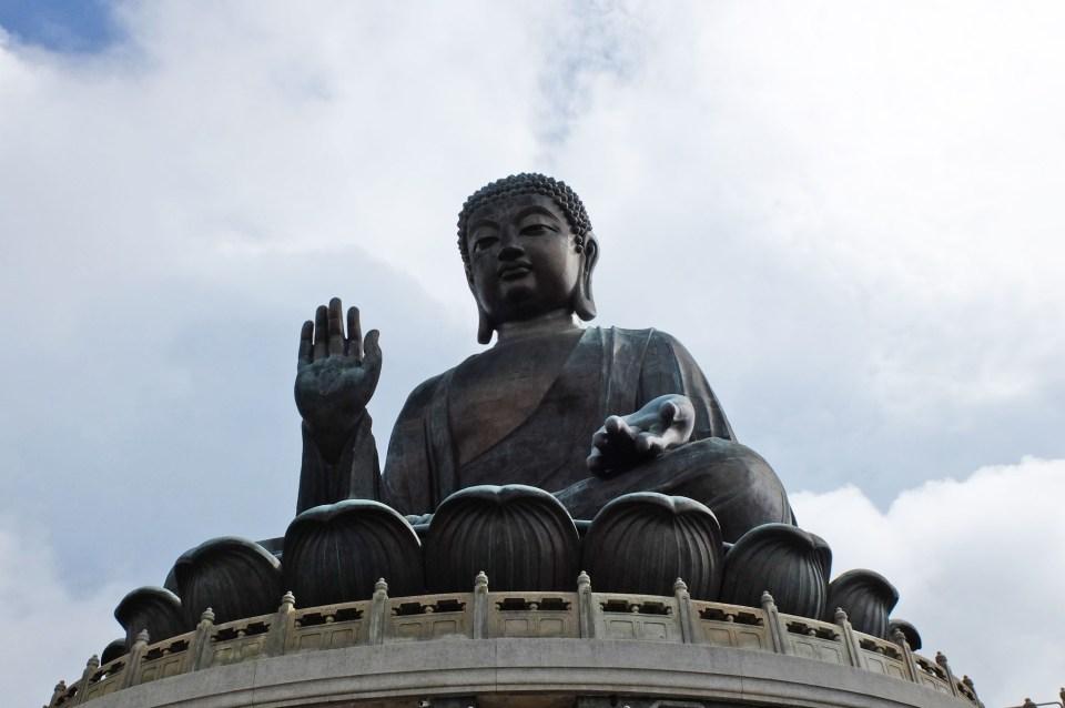 Big Buddha - Lantau Island 7
