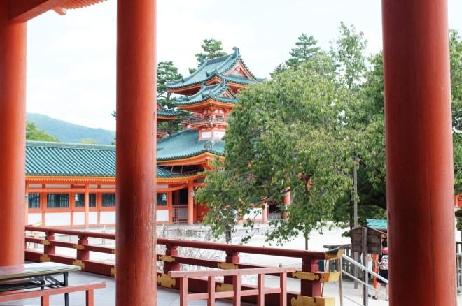 Heian Jingu Shrine 4