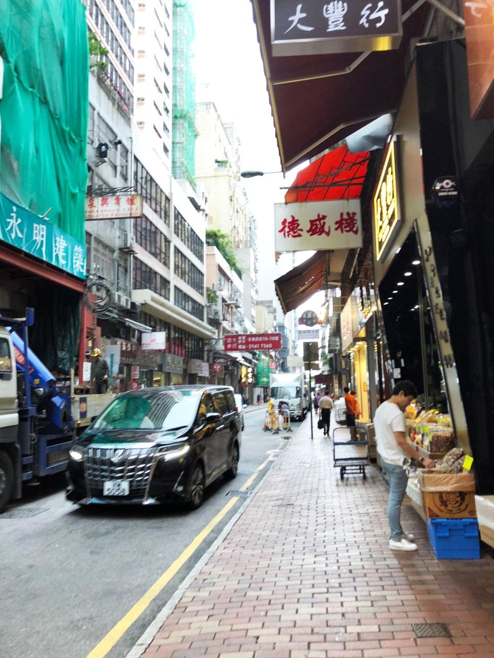 Hong Kong - Sheung Wan