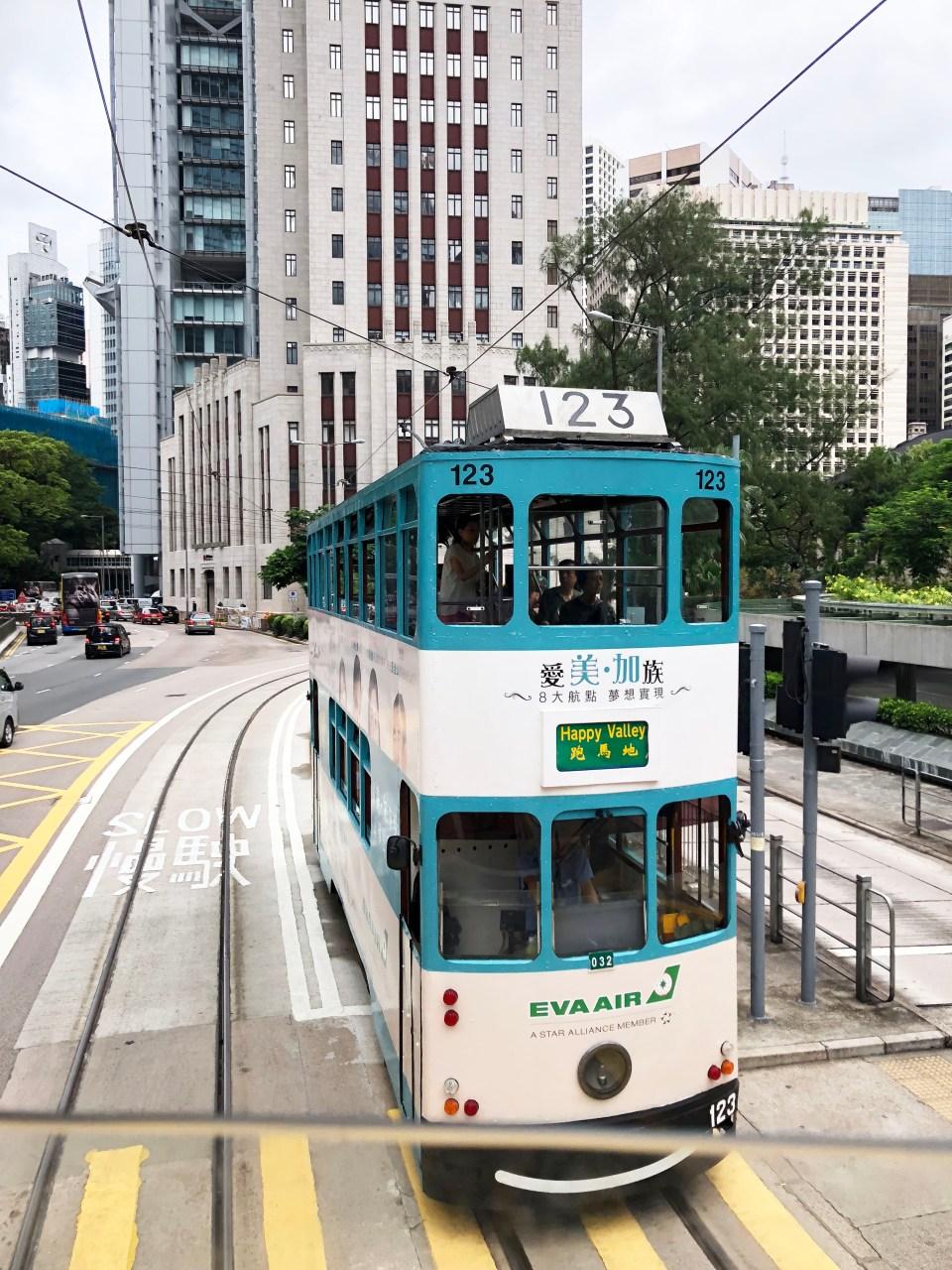 Hong Kong Tram 1