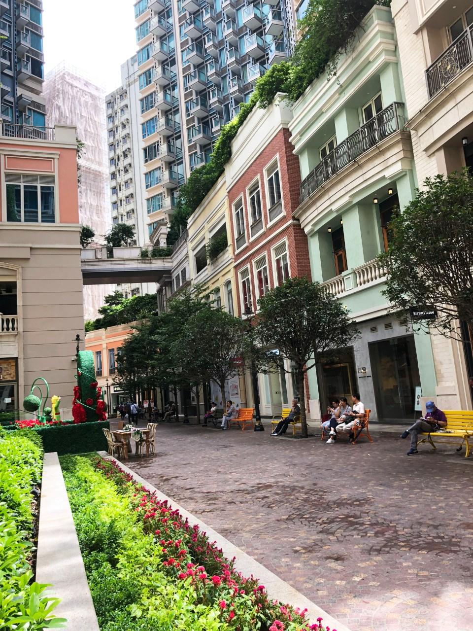 Hong Kong - Wan Chai 1