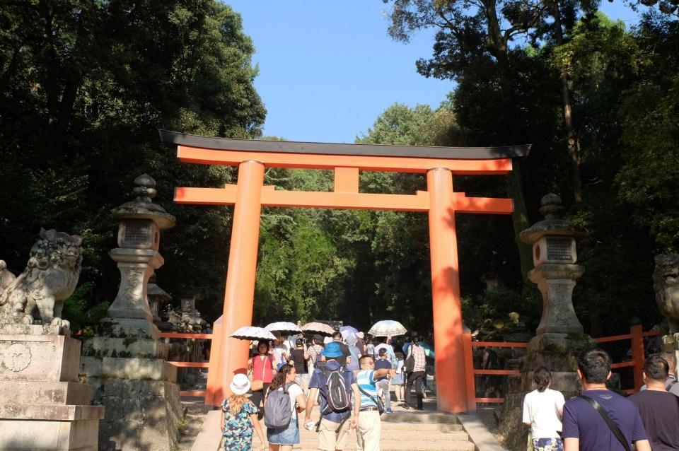 Kasuga Taisha Shrine 1