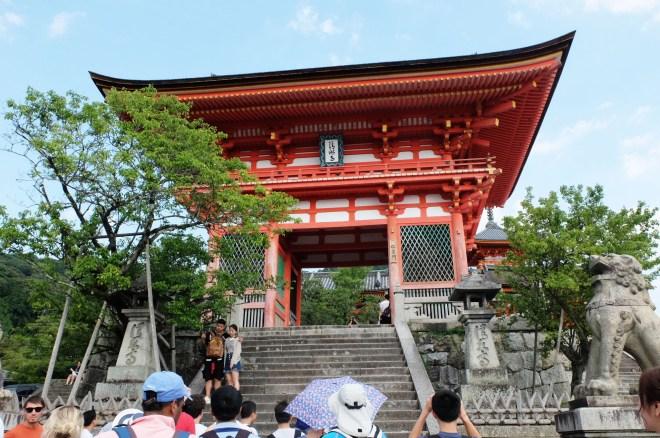 Kiyomizu Temple 11