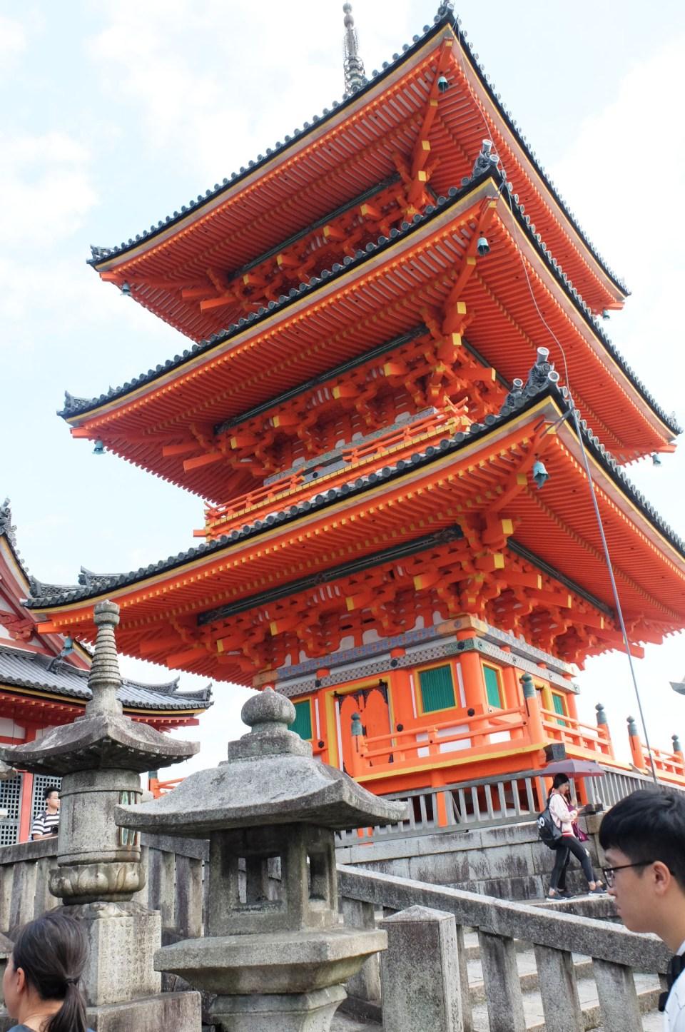 Kiyomizu Temple 6