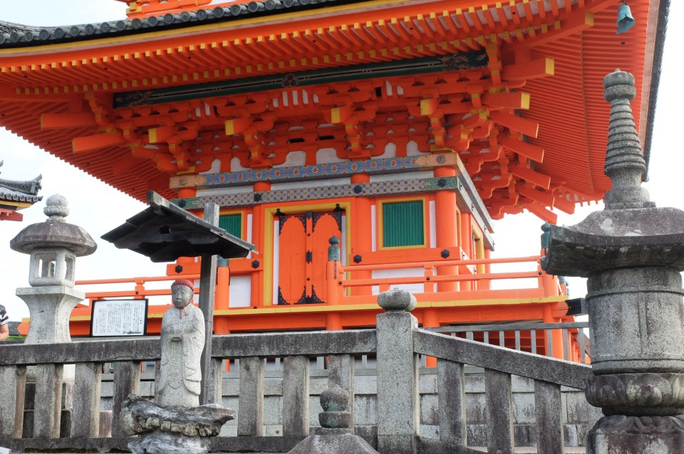 Kiyomizu Temple 8