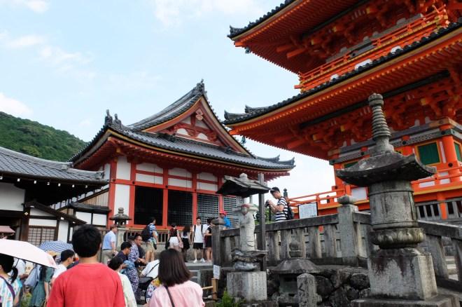 Kiyomizu Temple 9