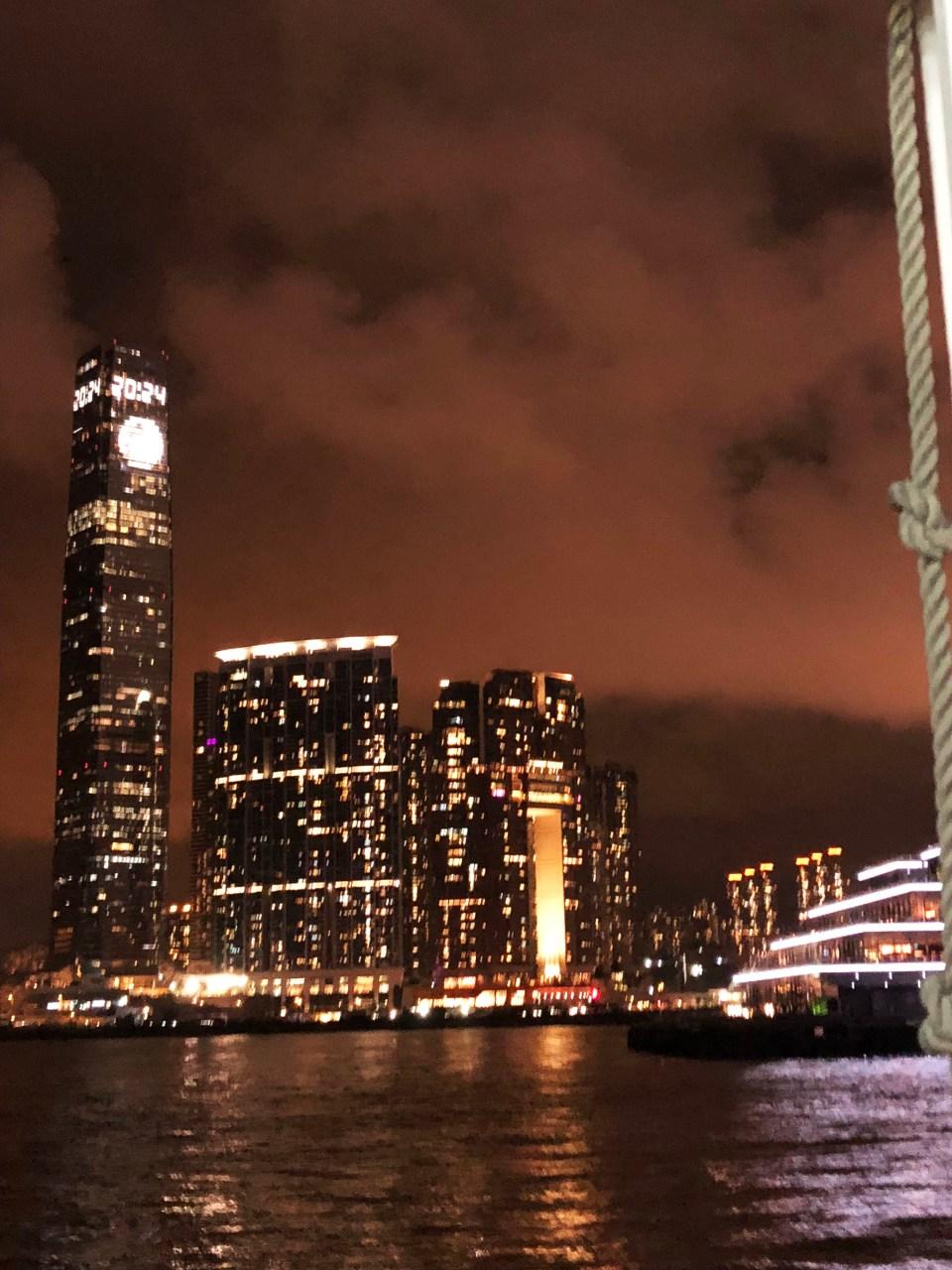 Kowloon - night