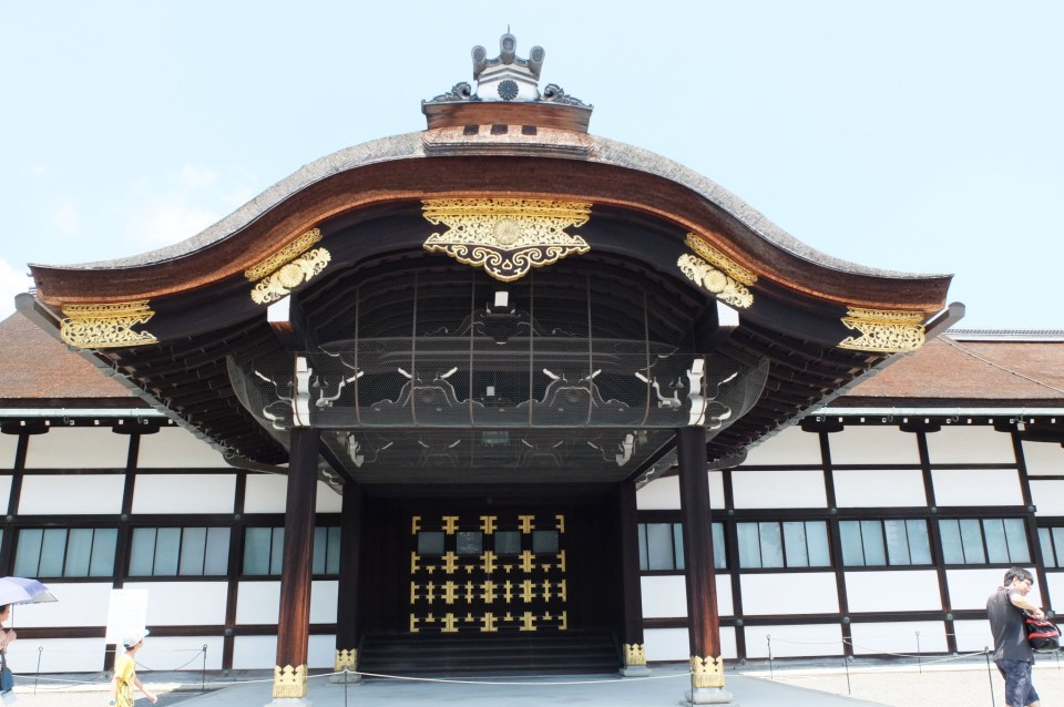 Kyoto Imperial Palace 7
