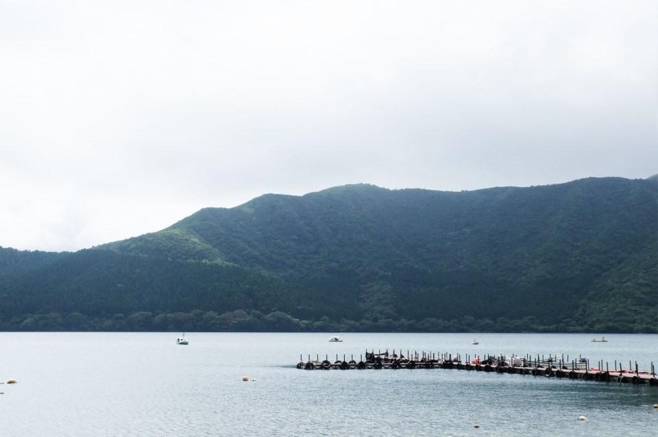 Lake Ashi 4