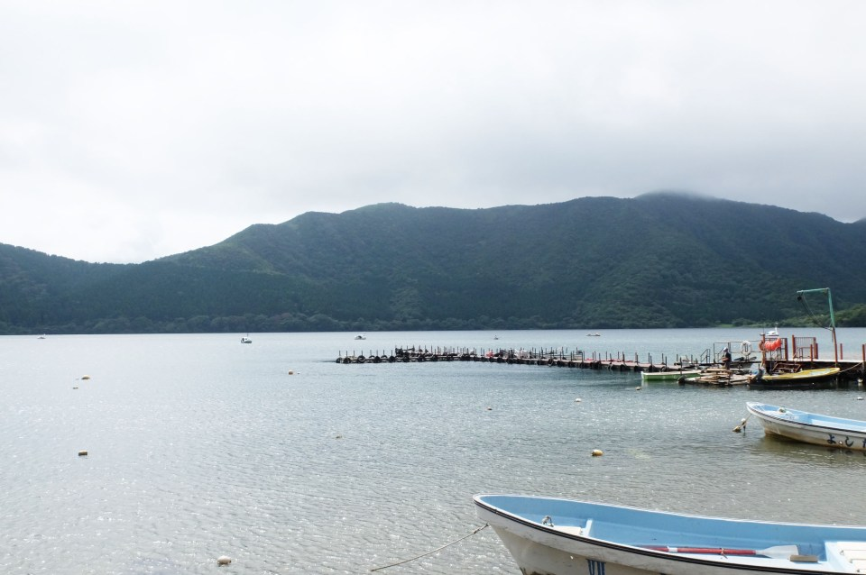 Lake Ashi 5