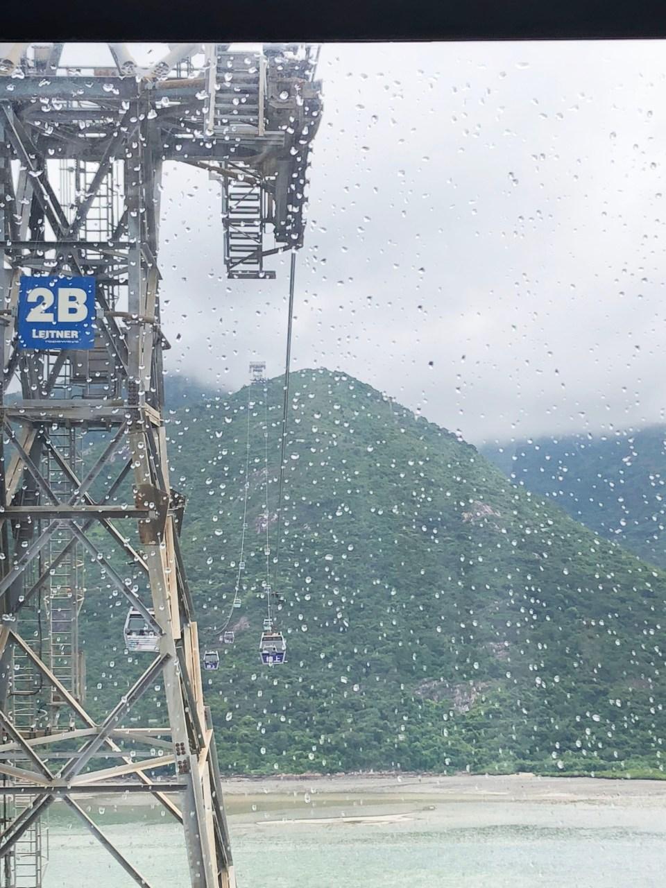 Lantau Island - Gondola 2