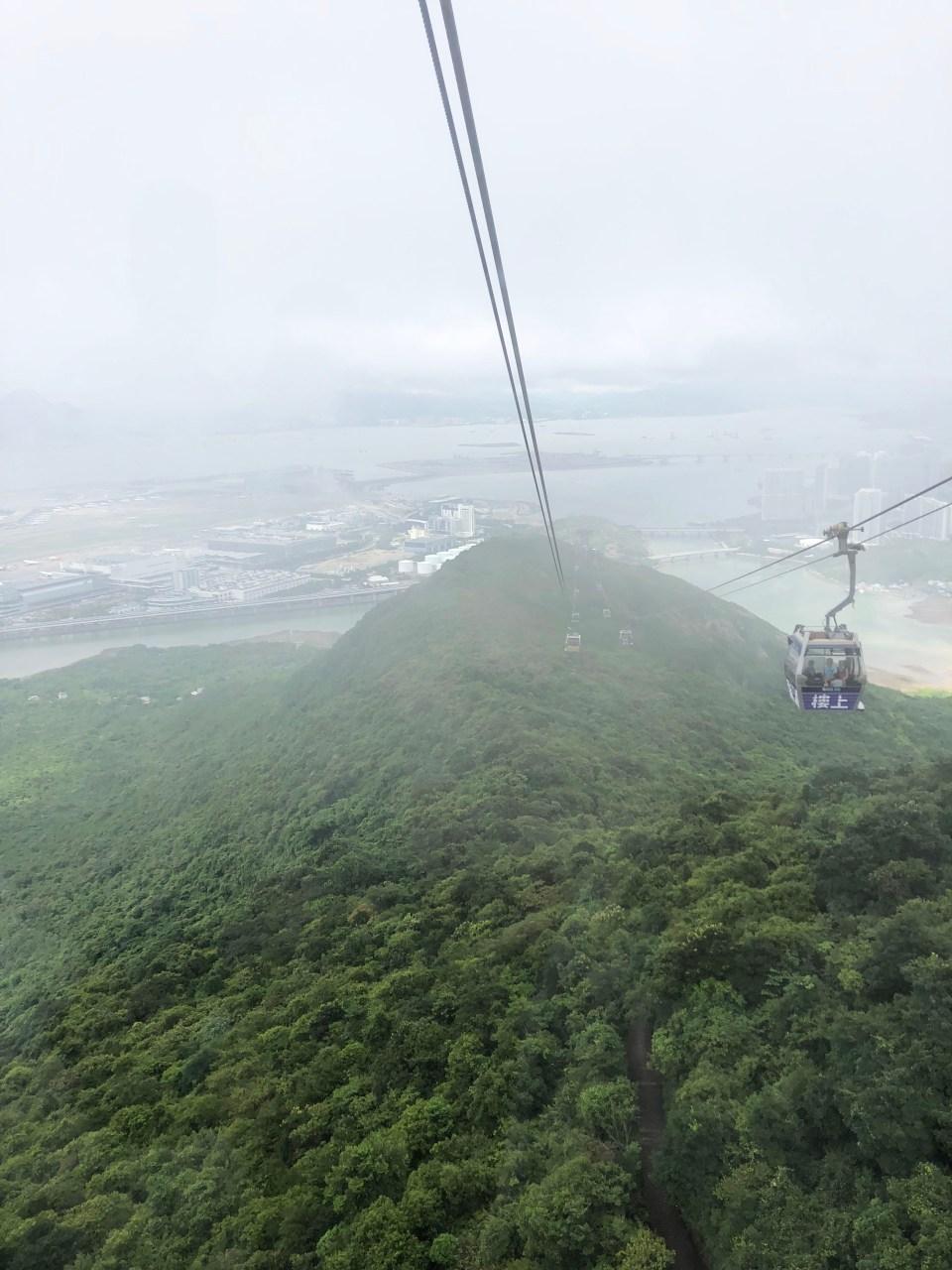 Lantau Island - Gondola 7