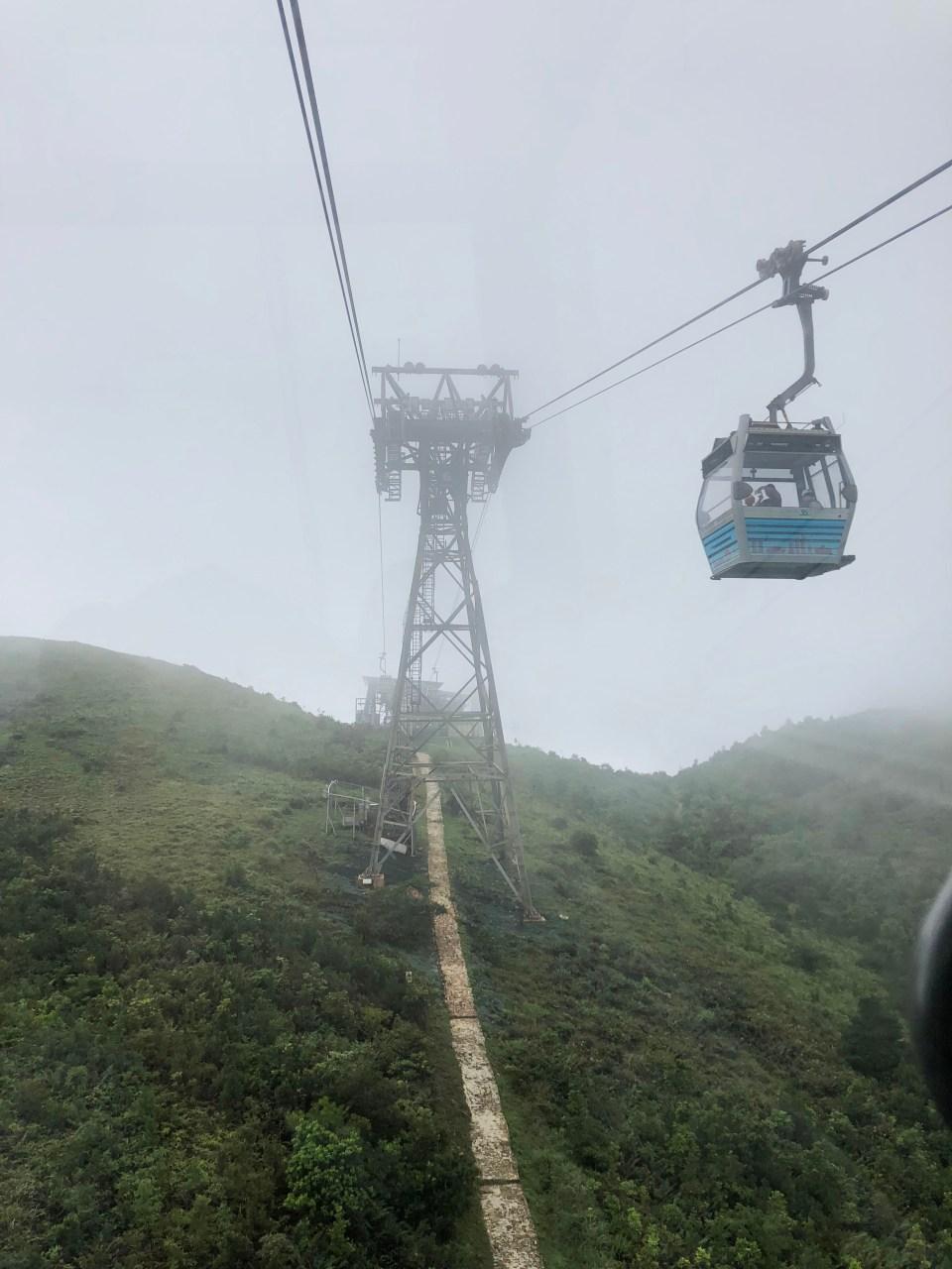 Lantau Island - Gondola 9