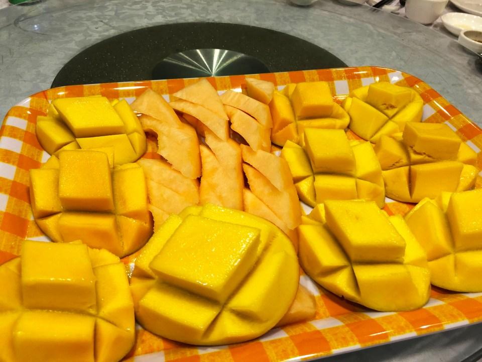 Mango + Hami Melon