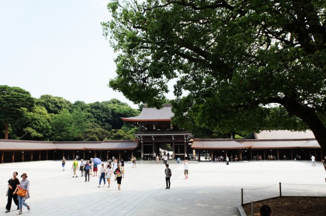 Meiji Shrine 9