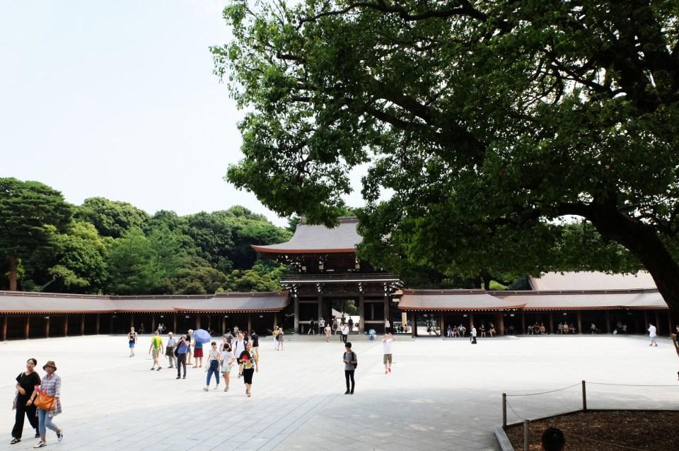 Meiji Shrine 9