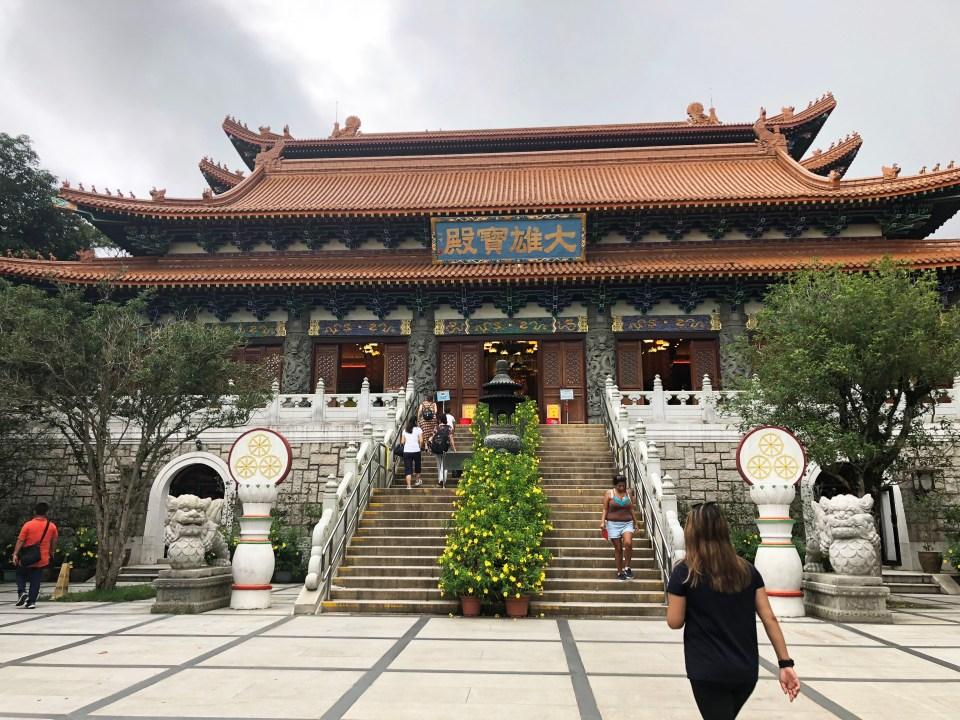 Po Lin Monastery 2