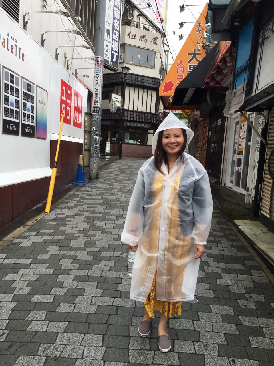 Rainy Tokyo 4