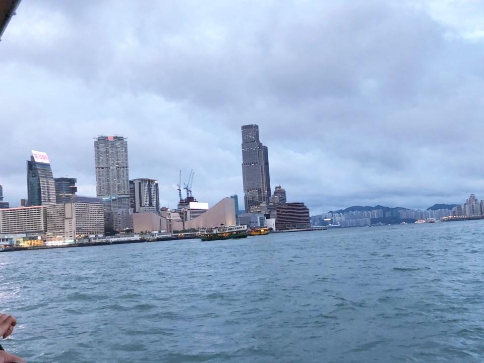 Riding Star Ferry 3