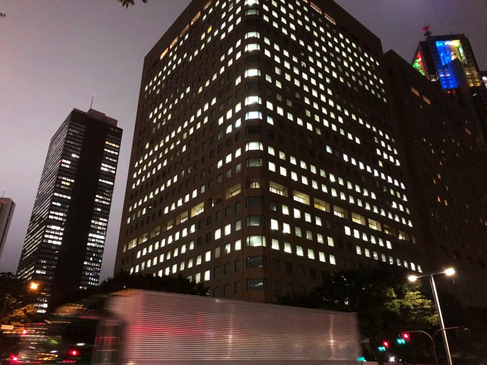 Shinjuku - night 2