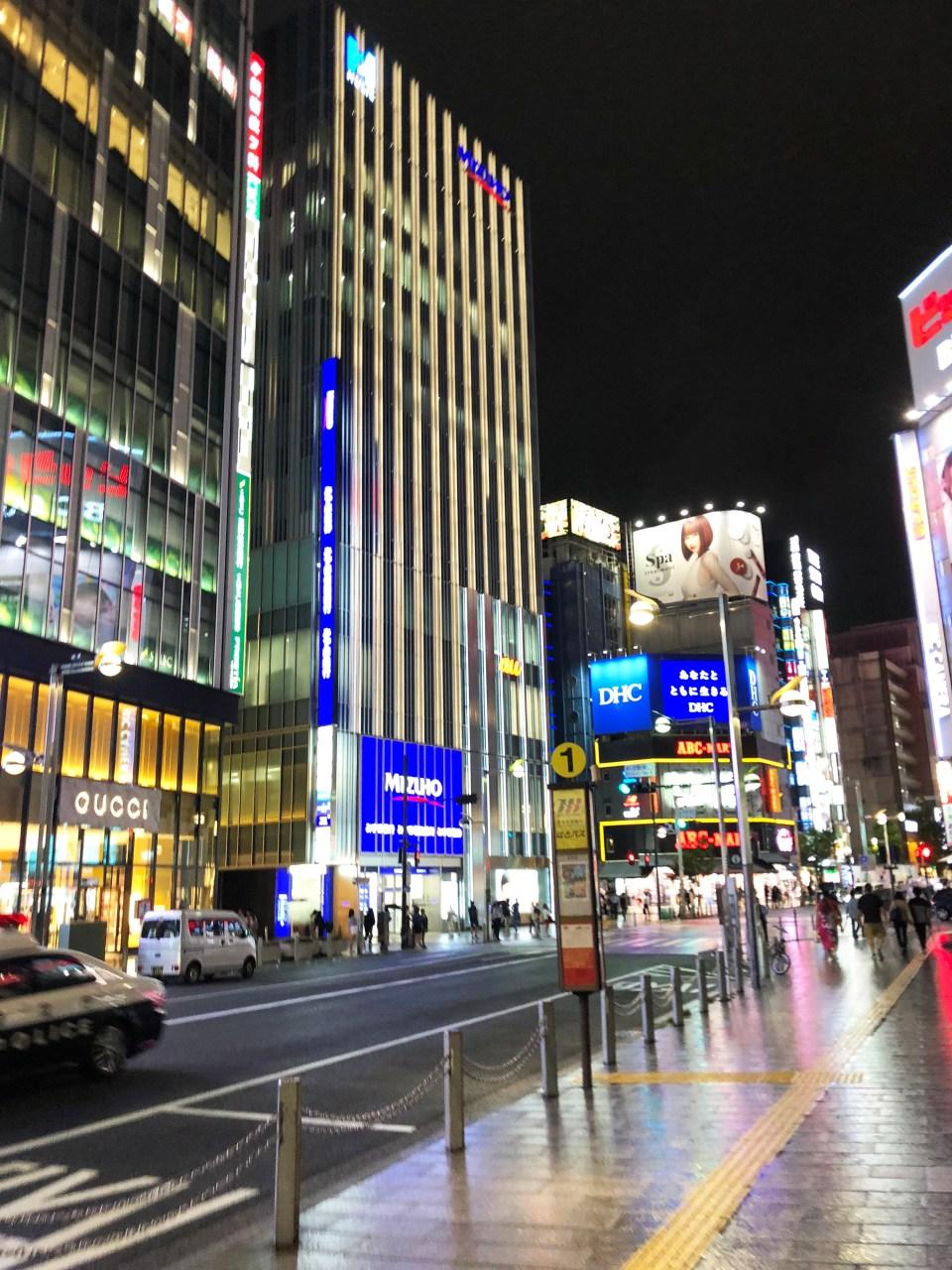 Shinjuku - night time 3