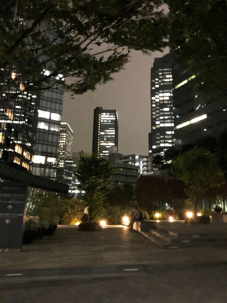 Shinjuku - night