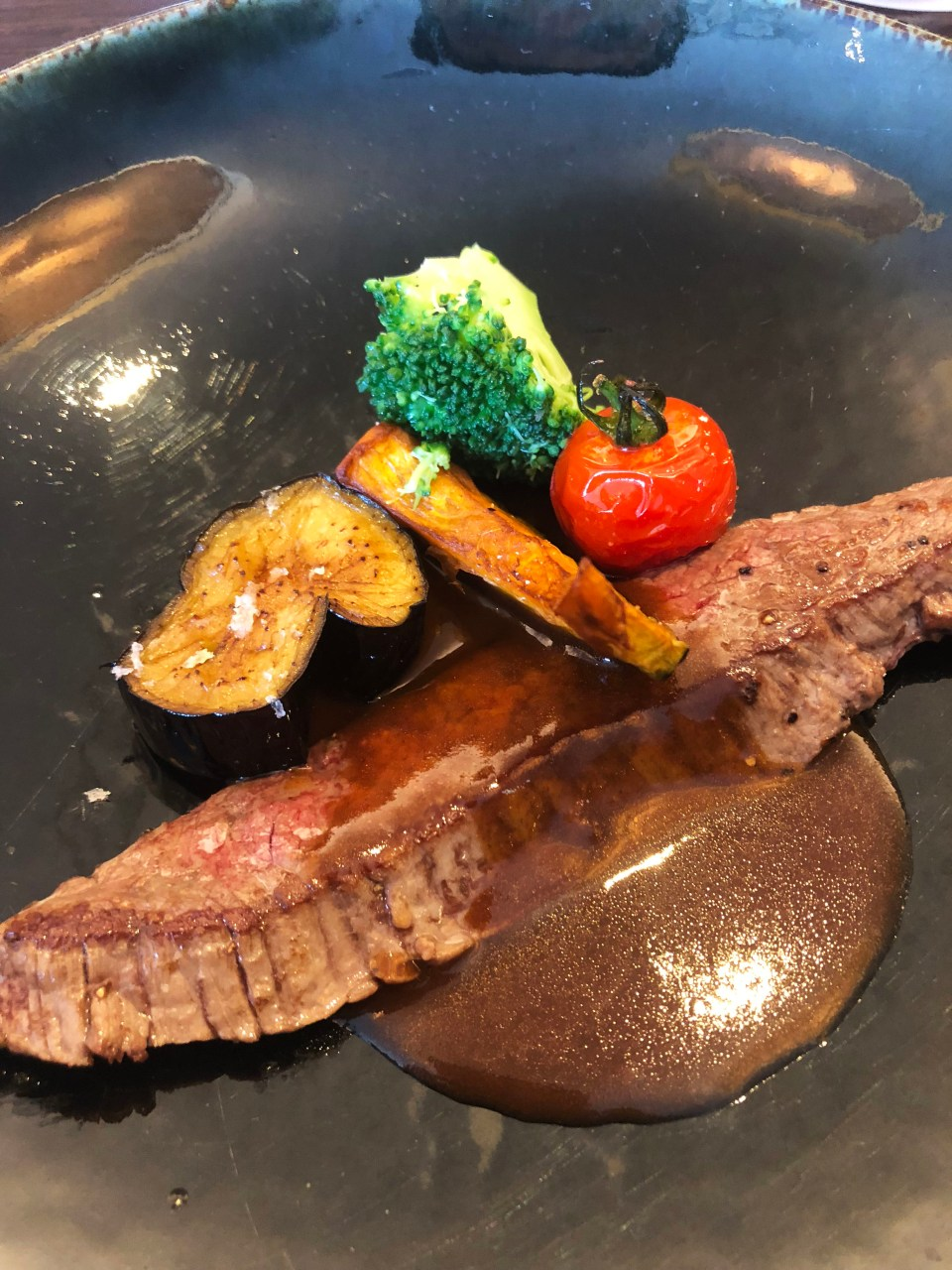 Steak + Vegetables