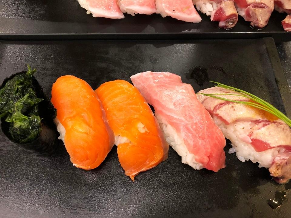 Sushi Zanmai 1