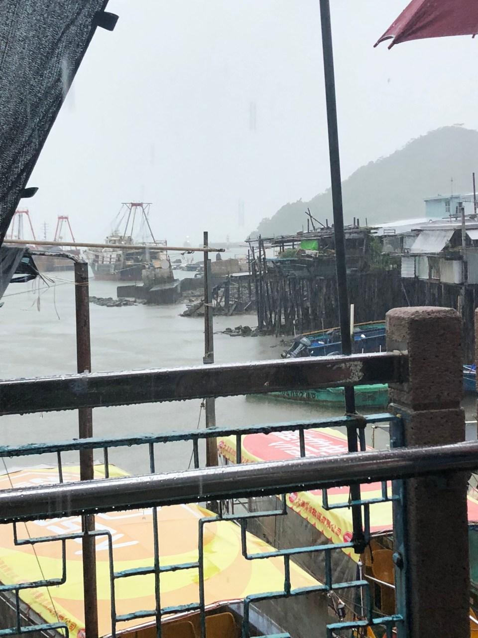 Tai O - fishing village 3