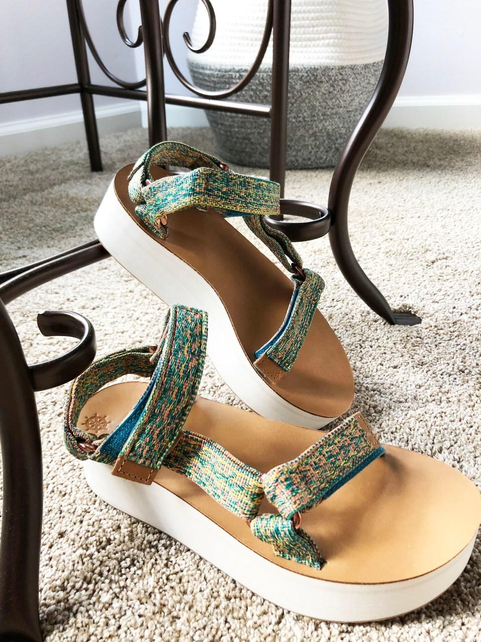 Teva Flatform Sandal