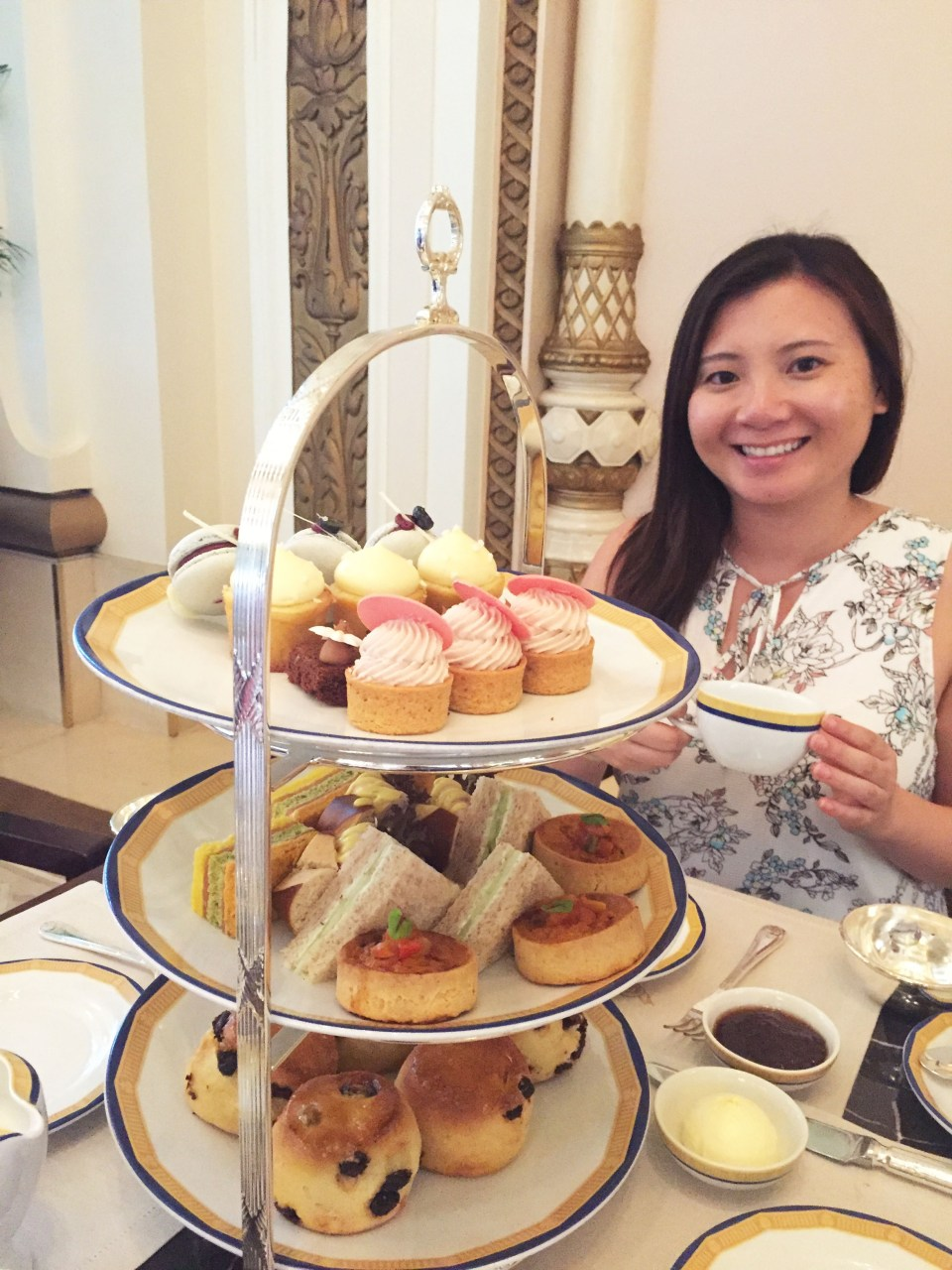 The Peninsula - Afternoon Tea 1