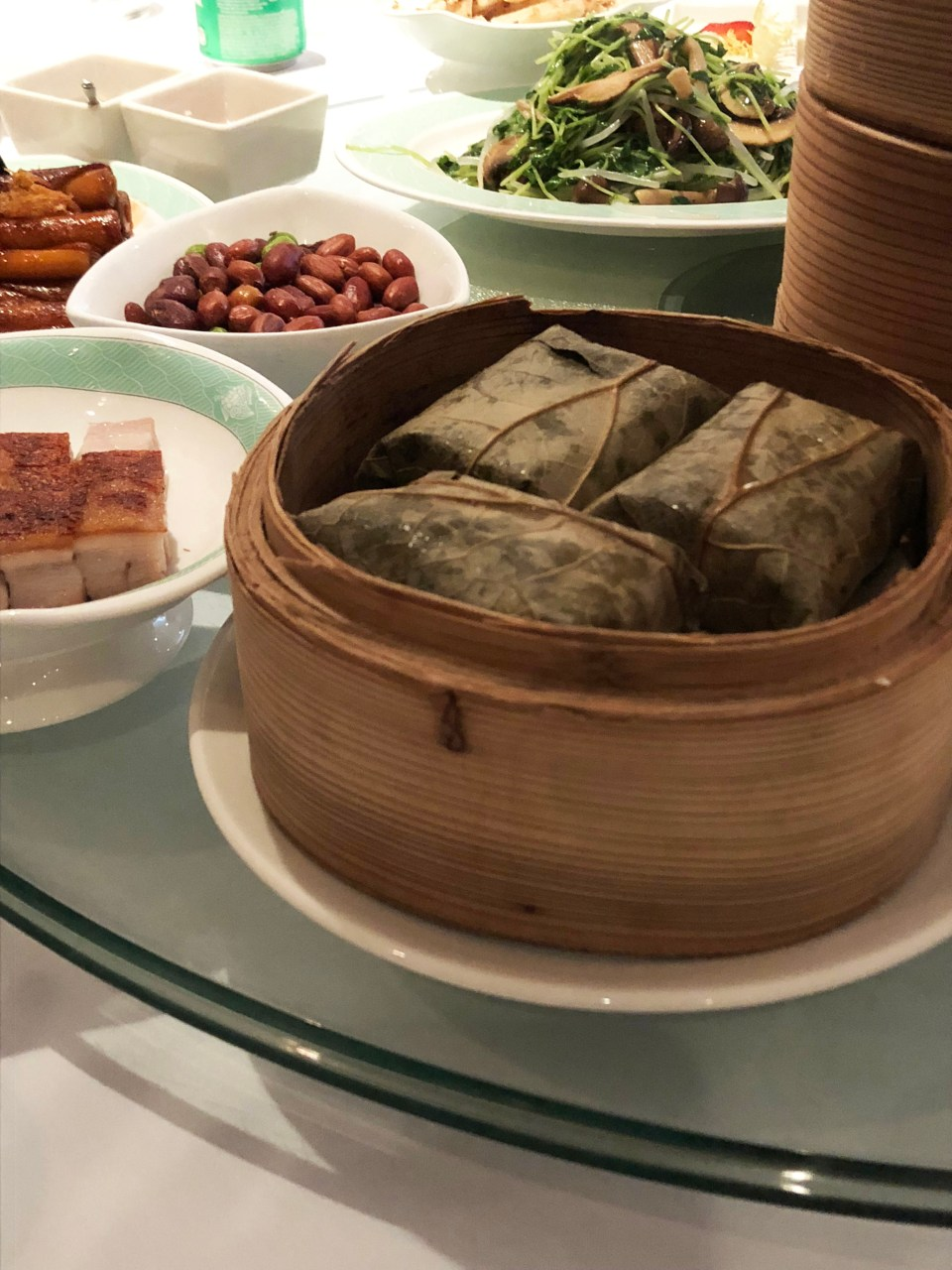 The Square - dim sum 1