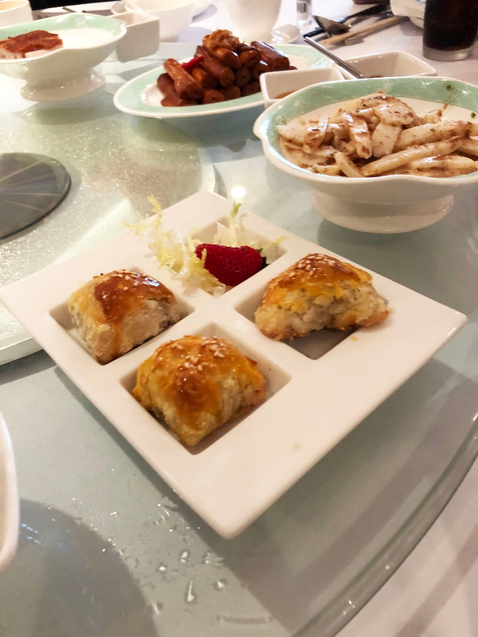 The Square - dim sum