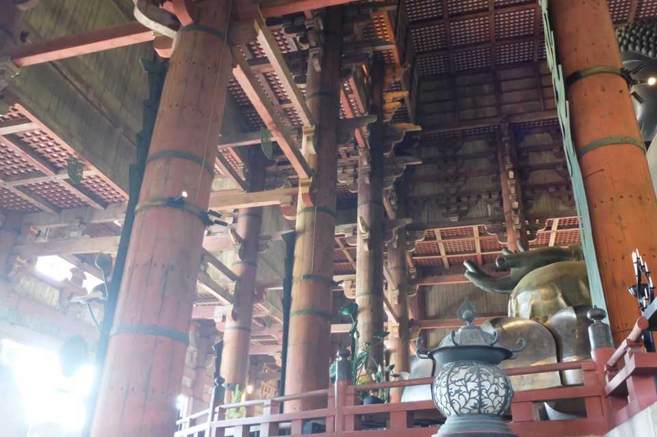 Todai-ji Temple 10