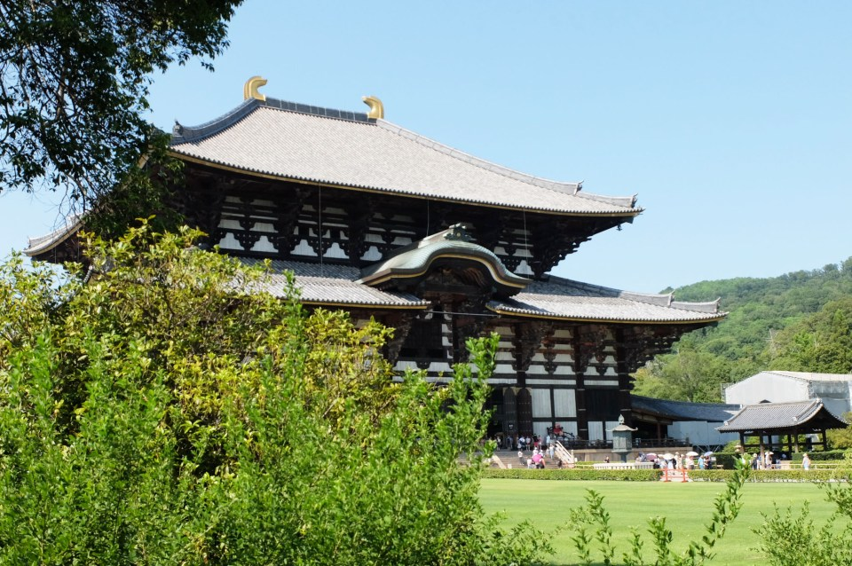Todai-ji Temple 2