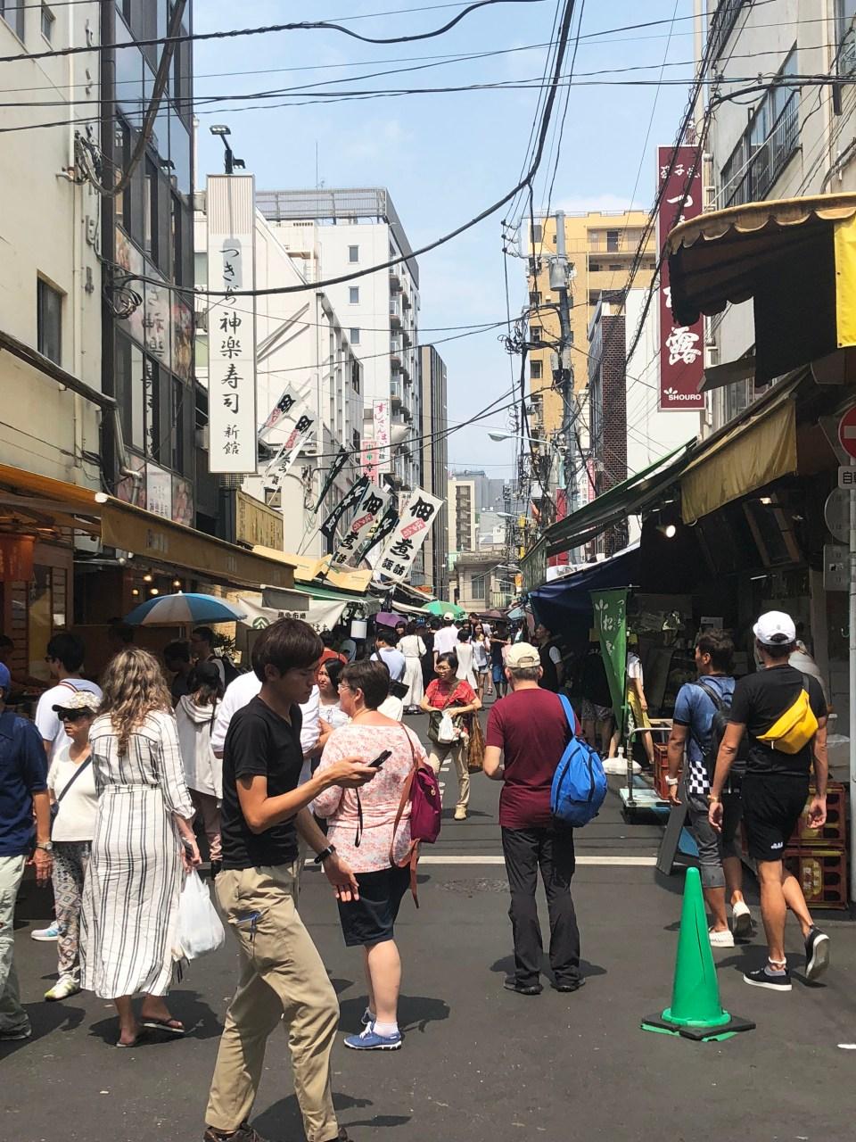 Tsukij Market 1