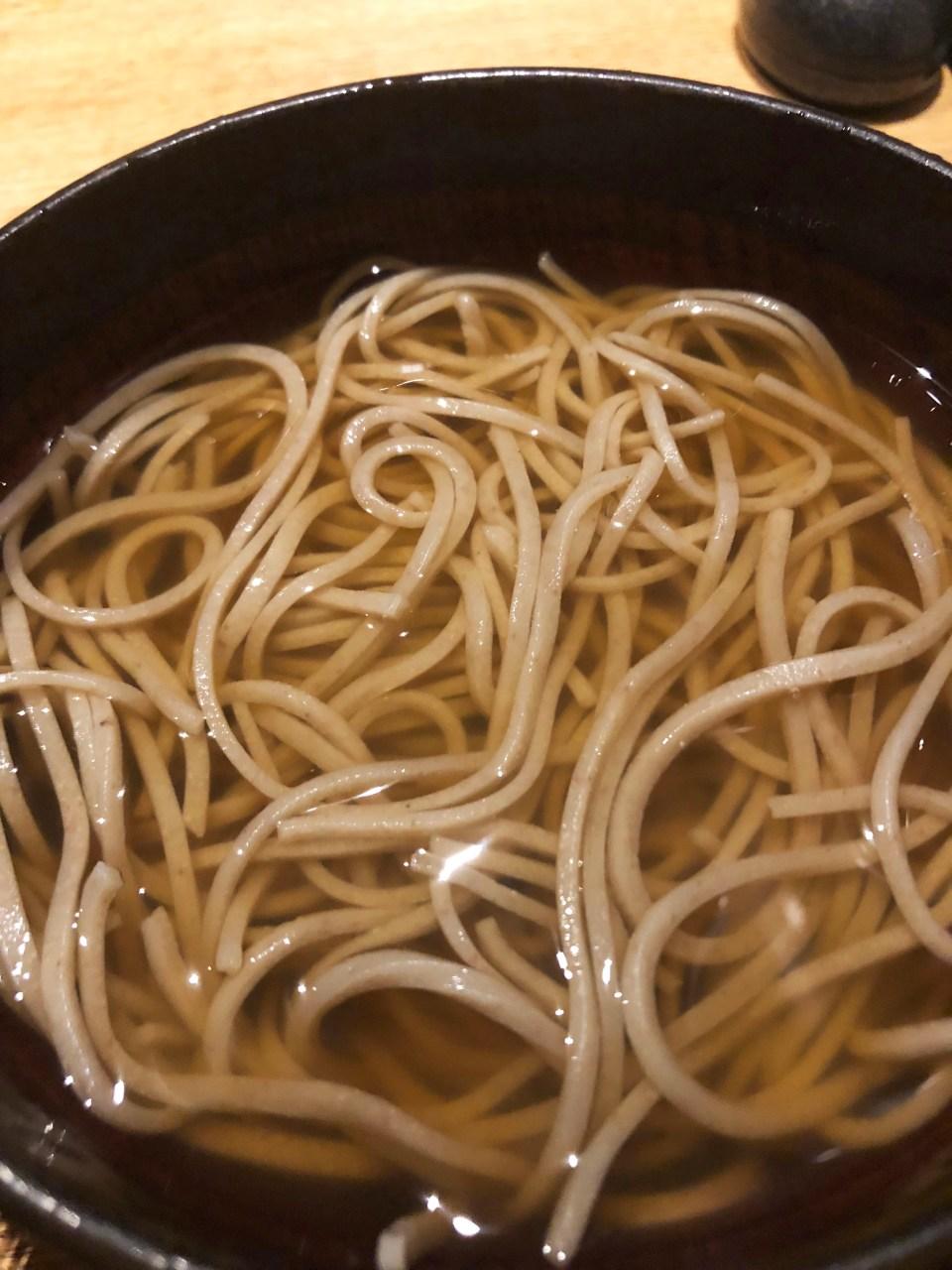 Yoshimura - Tenzaru-Zen Soba Noodles