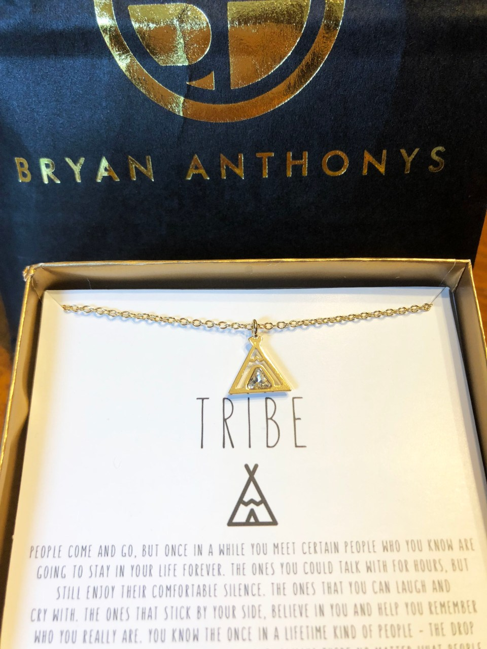 Bryan Anthonys - Tribe Necklace