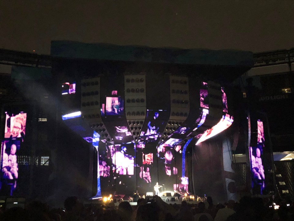 Ed Sheeran - Metlife Stadium 8