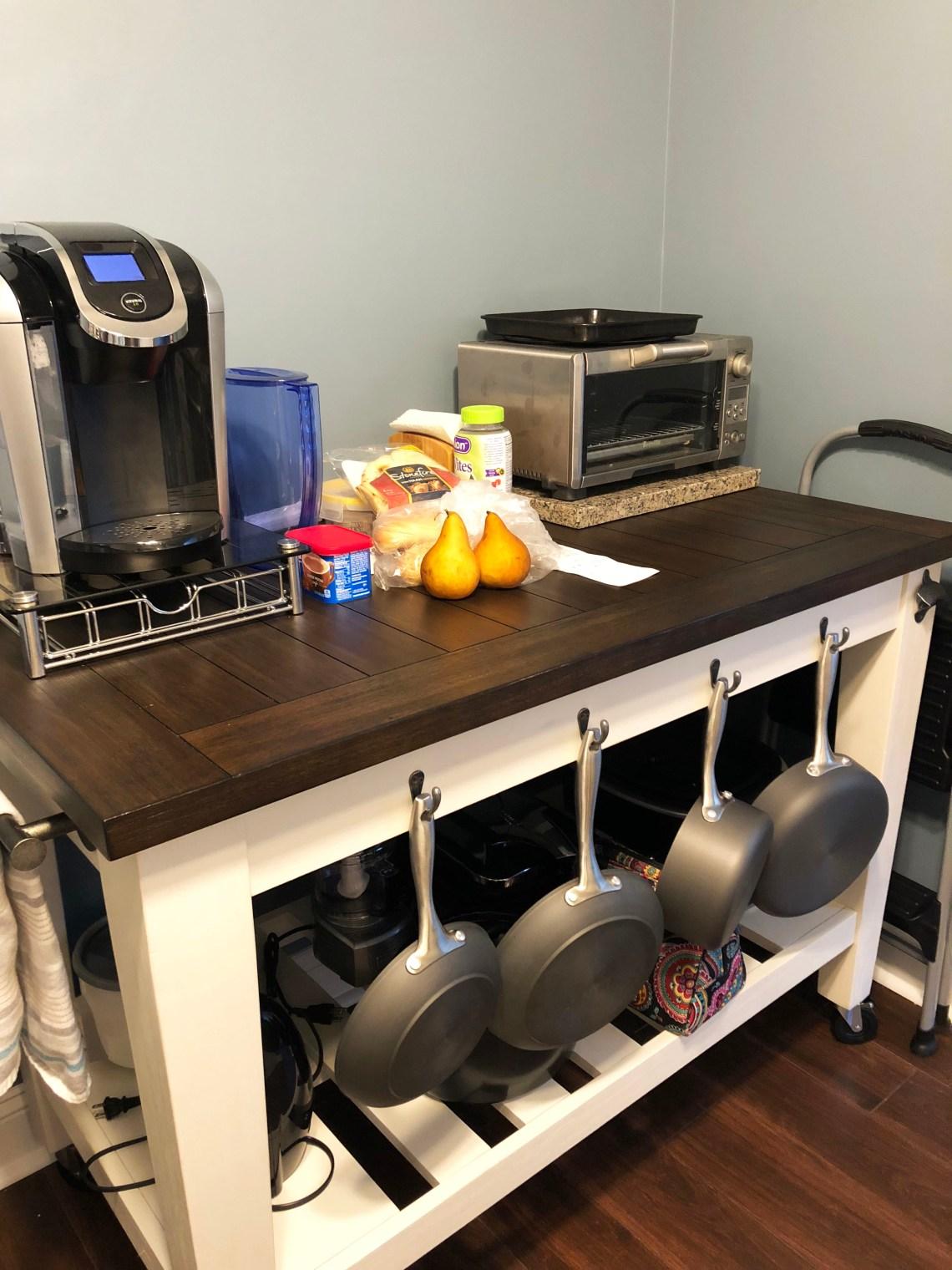 Lindstrom Kitchen Cart