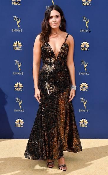 Mandy Moore - Emmy 2018