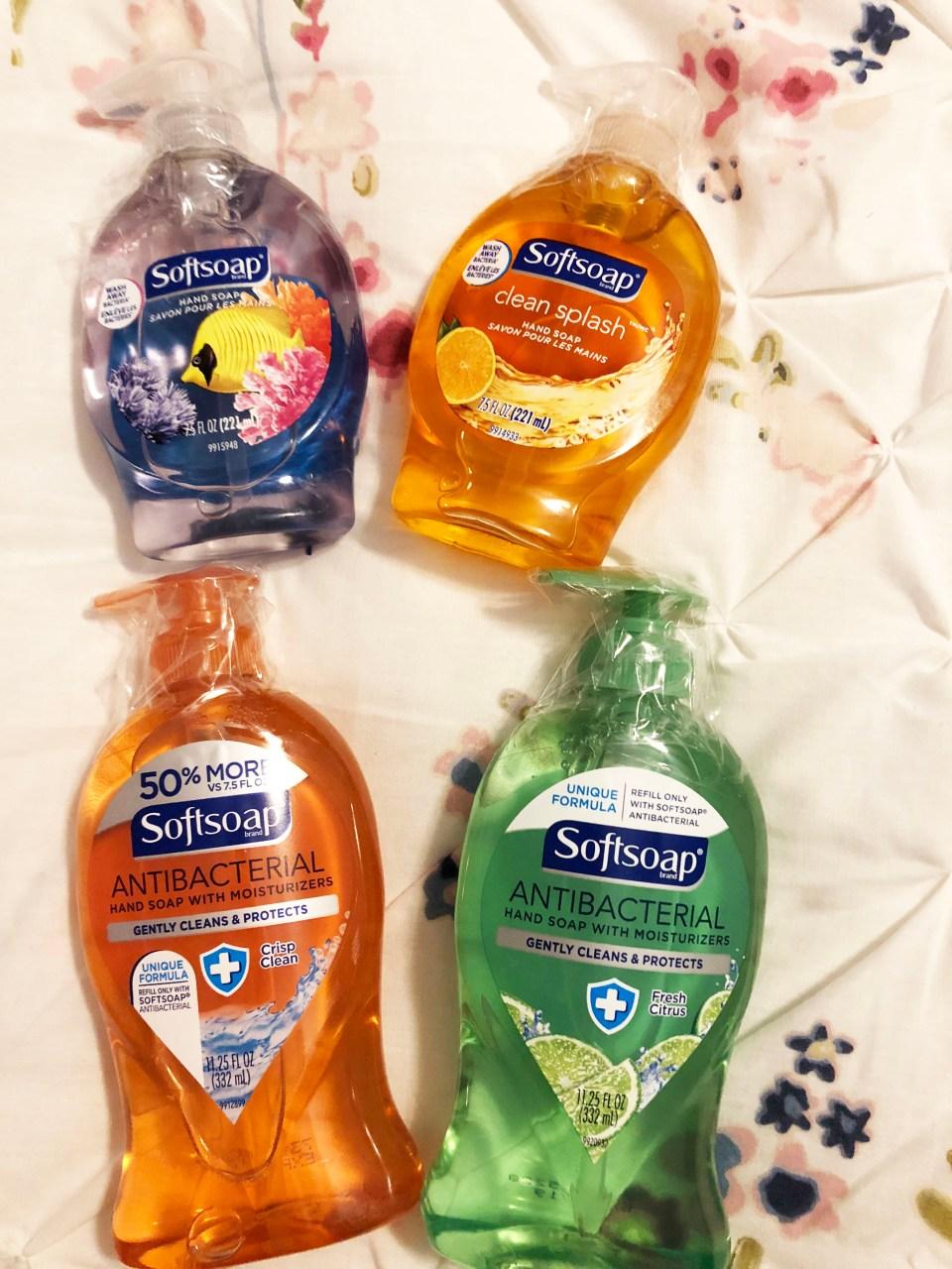 Softsoap AntiBacterial Soap