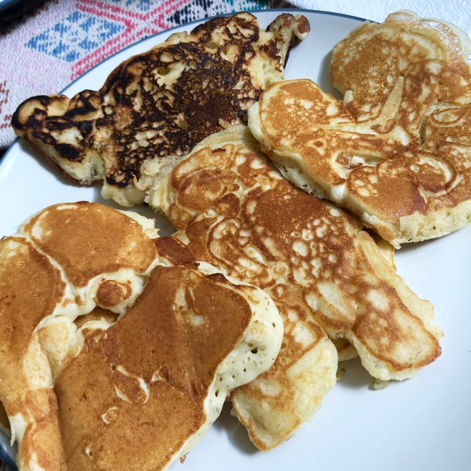 Star Wars pancakes 3
