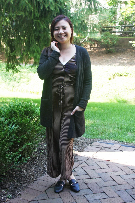 Striped Jumpsuit 11
