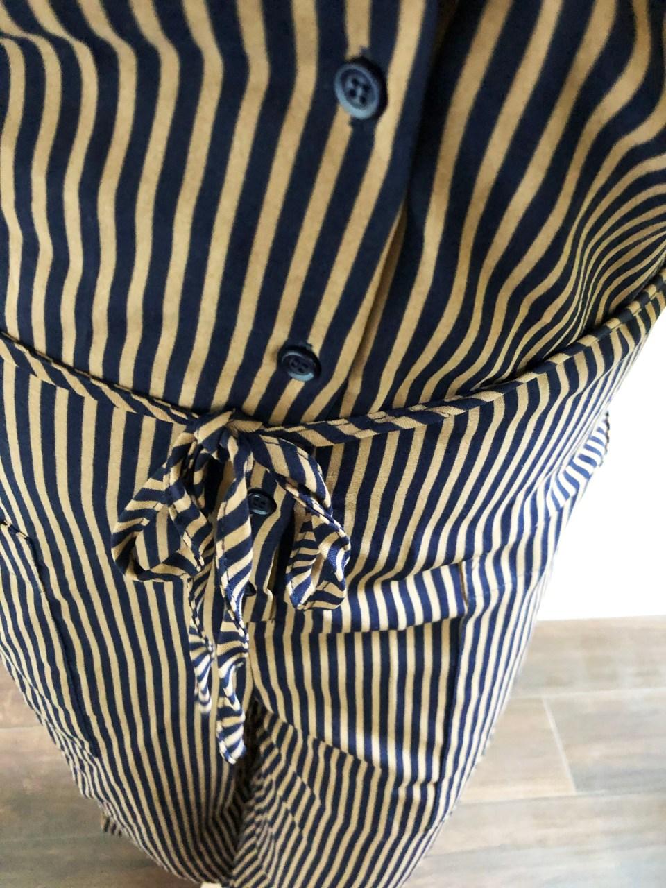 Striped Jumpsuit 14