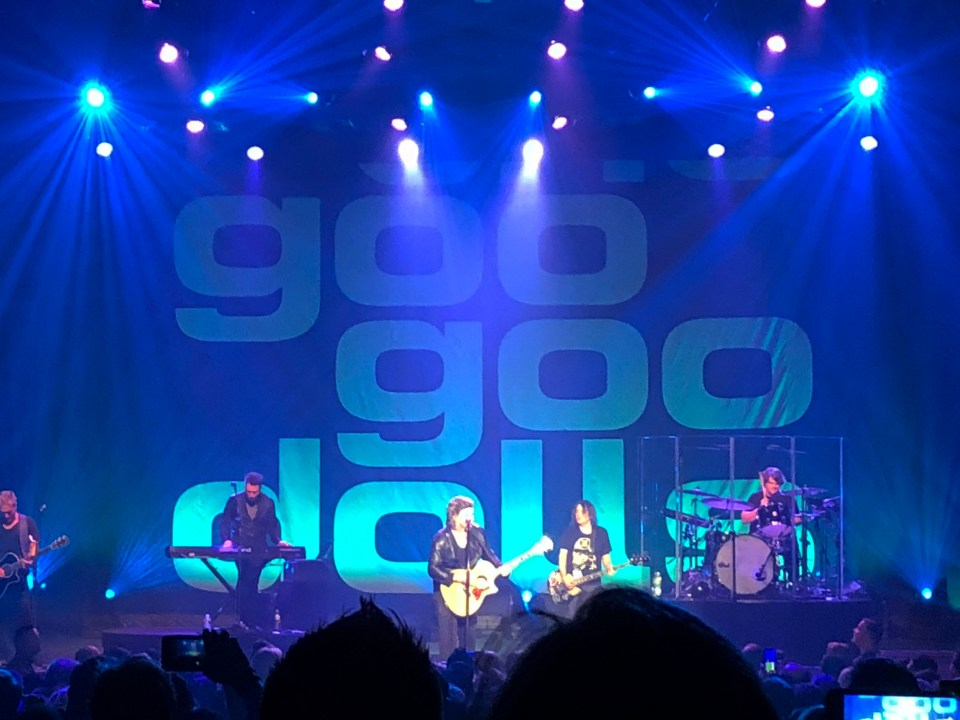 Goo Goo Dolls - Dizzy Up the Girl Anniversary