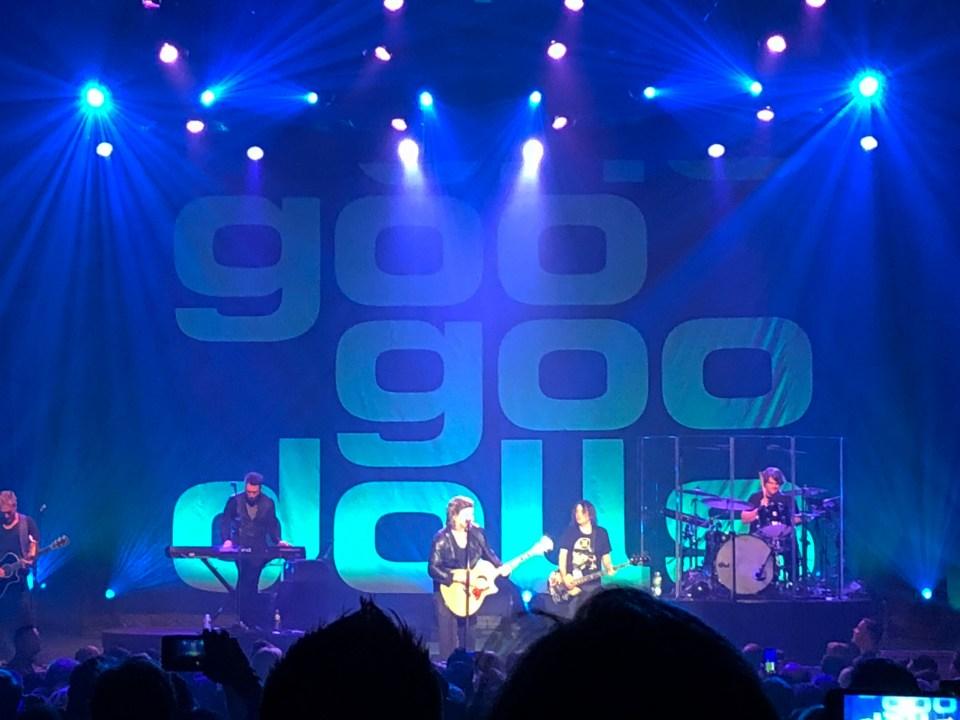 Goo Goo Dolls - Dizzy Up the Girl Anniversary 2